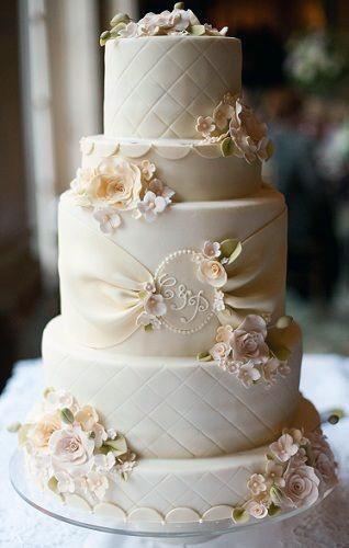 Adorable Wedding Elegant Cakes Women