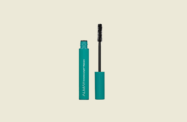 Almay Get Up And Grow Extreme Length Drugstore Mascara For Women