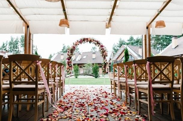 Amazing Backyard Wedding Ideas