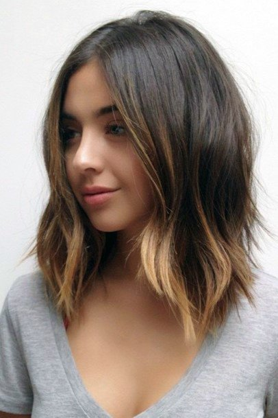 Top 60 Best Brunette Hairstyles For Women Brown Hair Ideas