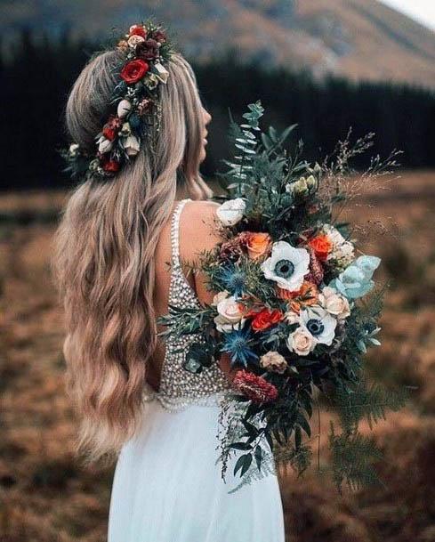 Amazing Rustic Wedding Flowers