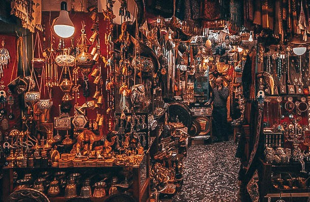 Antique Shopping Date Ideas
