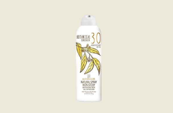 Australian Gold Botanical Natural Spray Spf 30 Sunscreen For Women