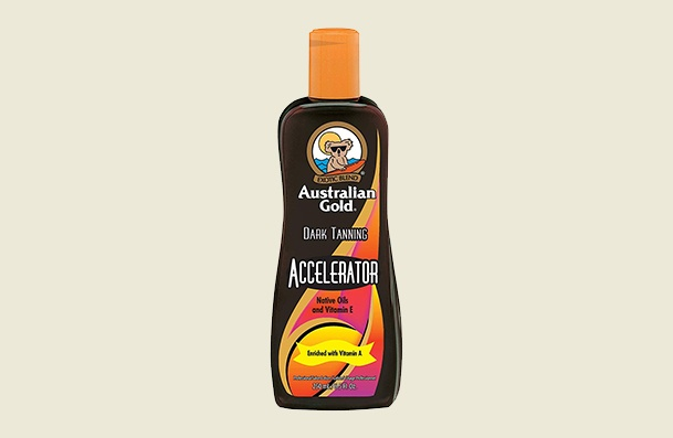 Australian Gold Dark Accelerator Womens Indoor Tanning Lotion