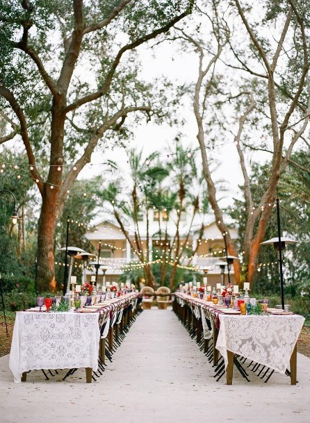 Awesome Backyard Wedding Ideas