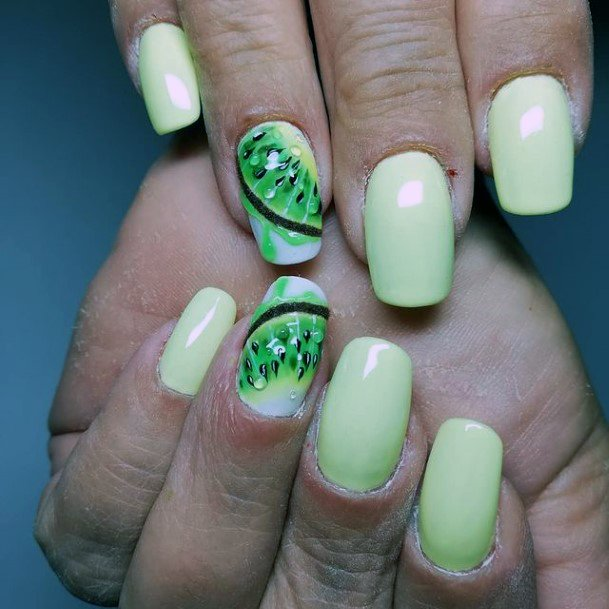 Awesome Kiwi Nails Women