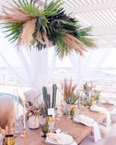 Beach Side Wedding Flowers