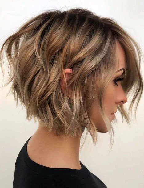 Beachy Messed Up Classic Long Pixie Haircut Women
