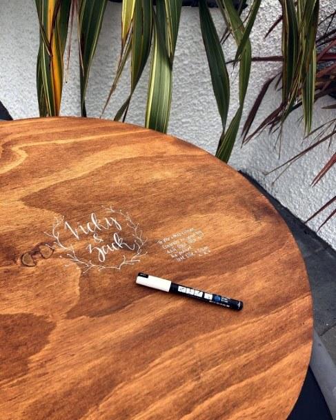 Beautiful Rustic Wood Wedding Guest Book Ideas