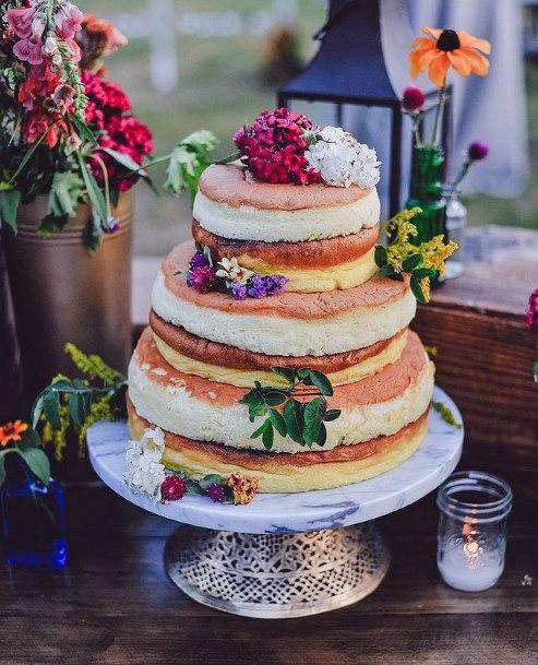 Beautiful Unique Wedding Cake