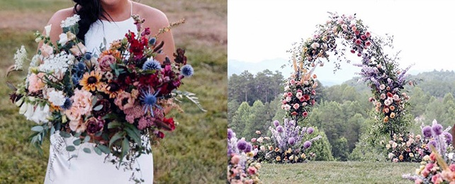 Top 60 Best August Wedding Flower Ideas – Infinite Floral Designs