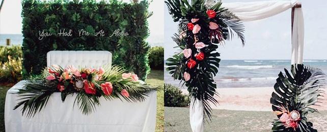 Top 60 Best Hawaiian Wedding Flower Ideas – Aloha Floral Designs