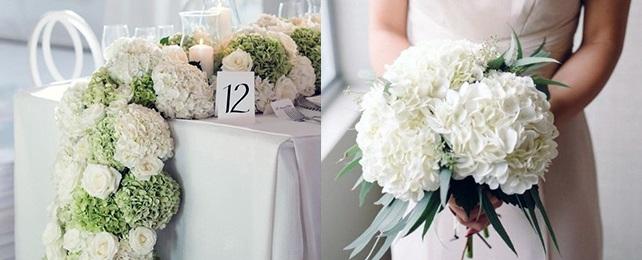 Top 75 Best Hydrangea Wedding Flower Ideas – Hortensia Floral Designs