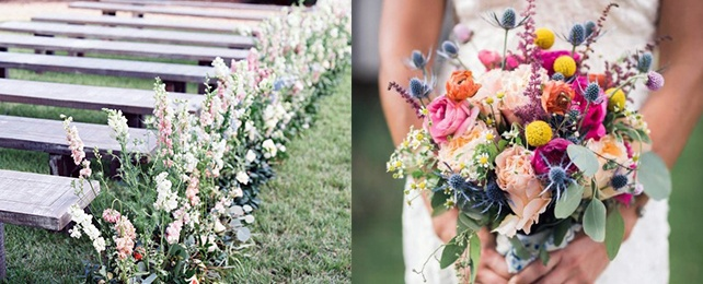 Top 50 Best May Wedding Flower Designs – Bright Spring Floral Ideas