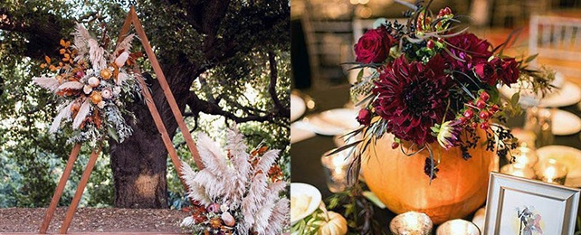 Top 50 Best September Wedding Flowers – Early Autumn Floral Designs
