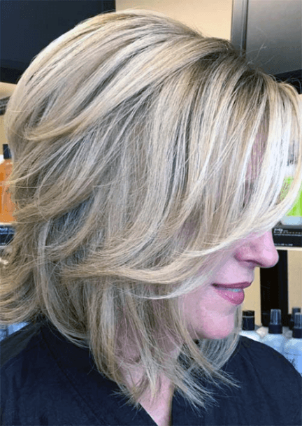 top 50 best medium length hairstyles for women over 50