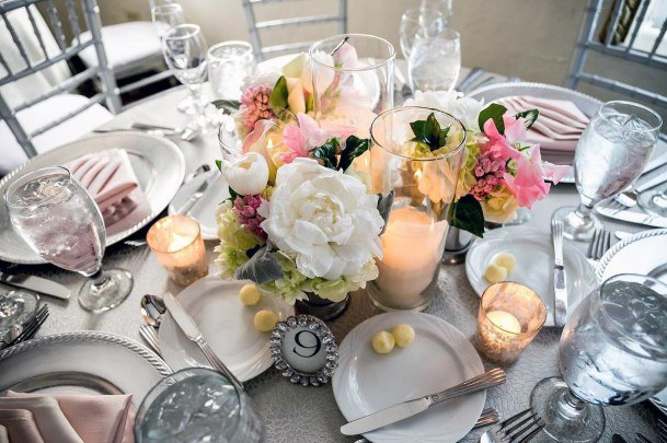 Blossoming May Wedding Flowers