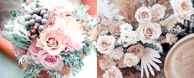 Top 80 Best Blush Wedding Flower Ideas – Blushing Bride Bouquet