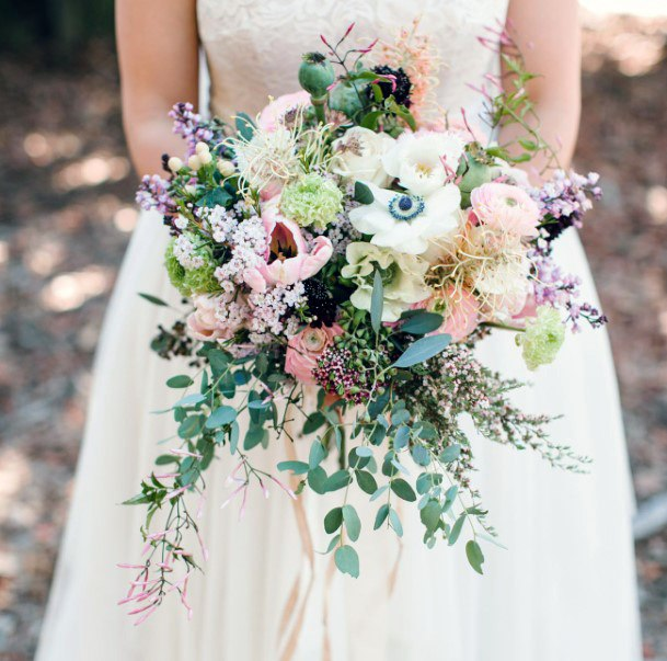 Bouquet Of May Flower Wedding