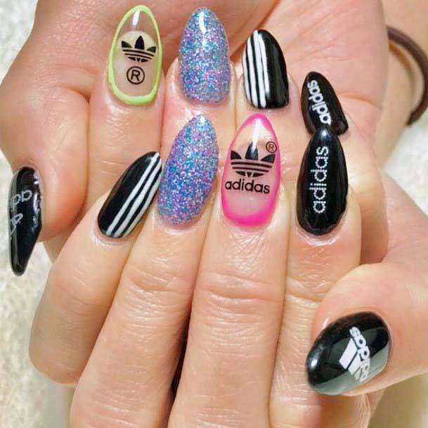 Branded Sports Nails For Women