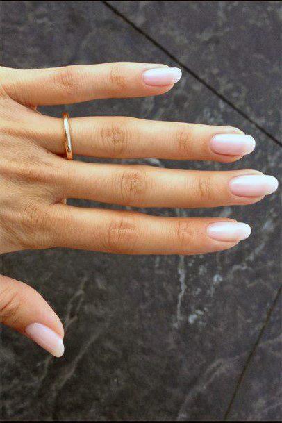 Brilliant Natural Nail Ideas For Women