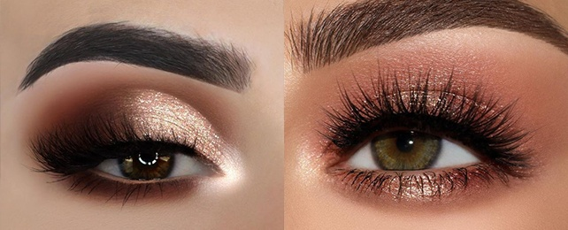 Top 50 Best Brown and Gold Eyeshadow Ideas For Women – Delicious Designs