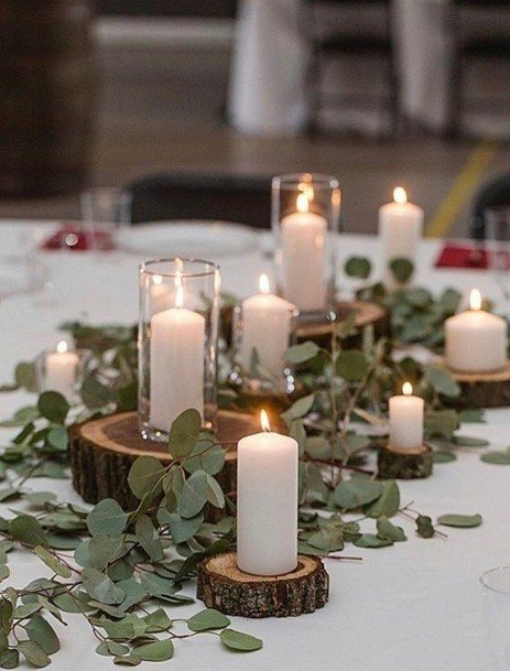 Budget Wedding Centerpiece Ideas