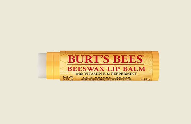 Burt's Bees 100% Natural Moisturizing Lip Balm For Women