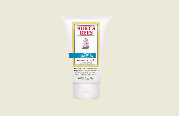 Burts Bees Intense Hydration Treatment Face Mask For Women