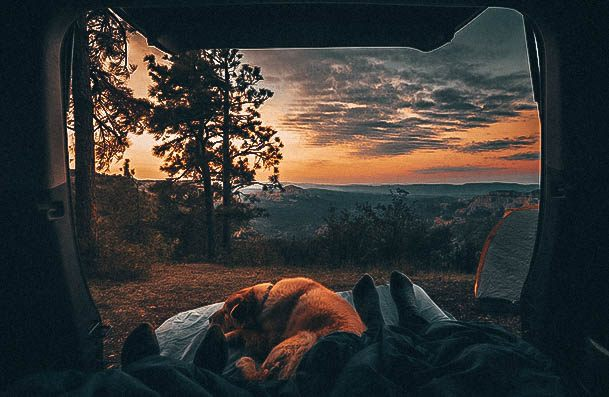 Camping Girls Outdoor Hobby Ideas