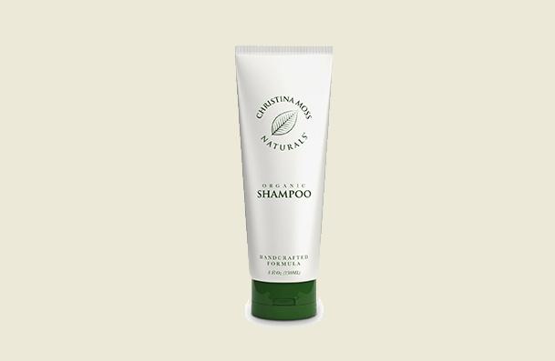 Christina Moss Naturals Organic Womens Shampoo