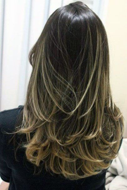 Classic Dimensional Medium Length Hair Women