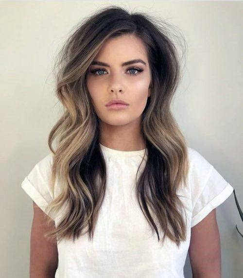 Classic Measured Waves Hairstyle Women
