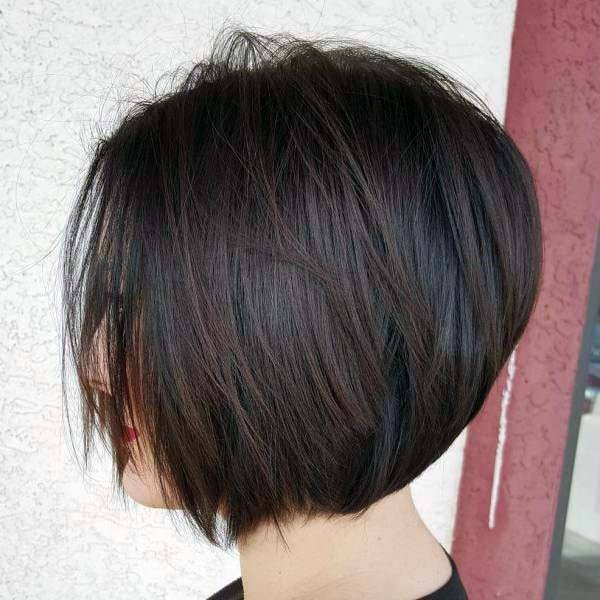 Classic Straight Pixie Women Hairstyle
