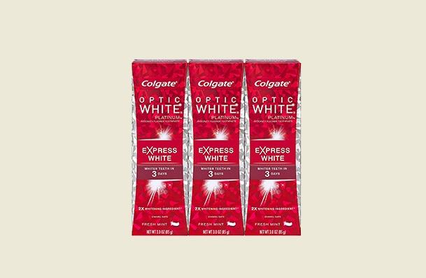 Colgate Optic White Express Whitening Toothpaste For Women