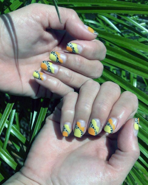 Colorful Summer Nail Ideas For Women