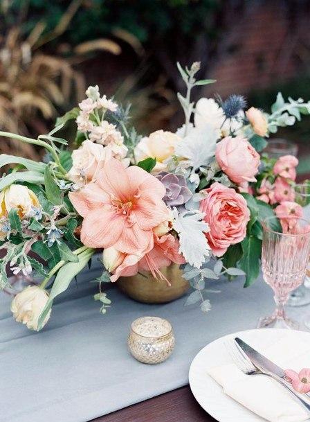Contemporary May Flower Wedding Vase