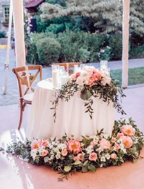 Creative May Wedding Flowers