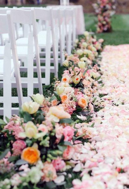 Dazzling May Flower Wedding