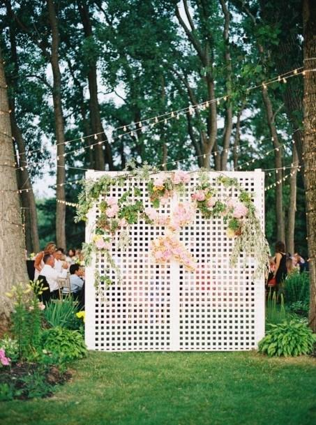 Decorations Backyard Wedding Ideas