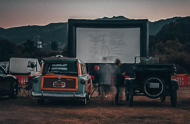 Drive In Movies Date Ideas