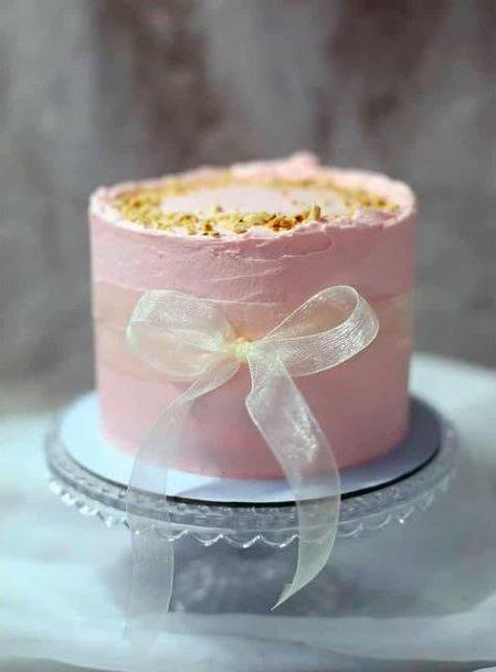 Elegant Wedding Cake Stand Women