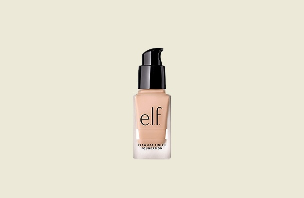 Elf Flawless Finish Drugstore Foundation For Women