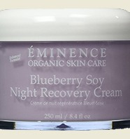 Eminence Blueberry Soy Night Recovery Cream For Women