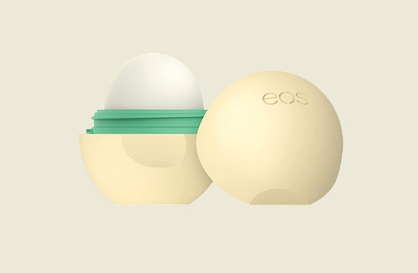 Eos Natural & Organic Sphere Lip Balm For Women