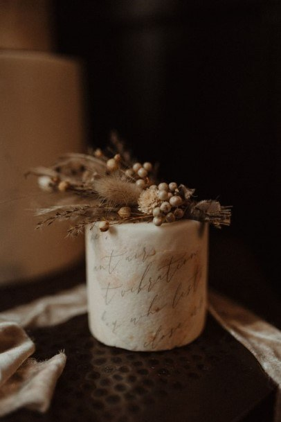 Exotic Rustic Wedding Cake Toppers