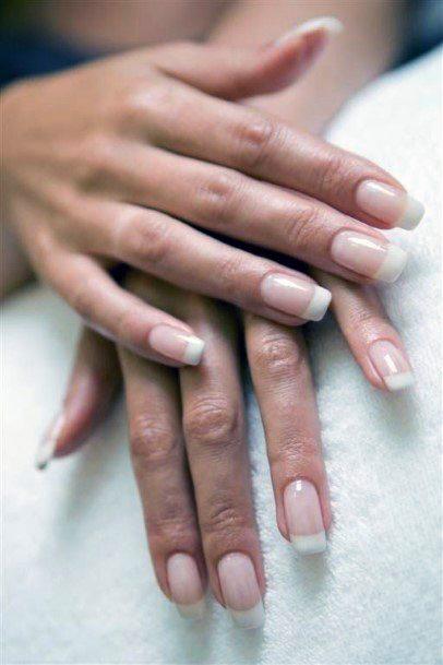 Fab Natural Nail Ideas For Women
