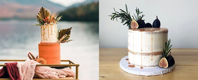 Top 70 Best Fall Wedding Cake Ideas – Autumn Cake Designs