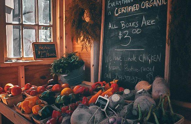 Farmers Market Date Idea Activites