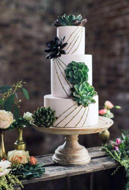 Fashionable Womens Wedding Cake Stand